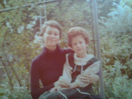 I had hair like Tony Barbarino.
