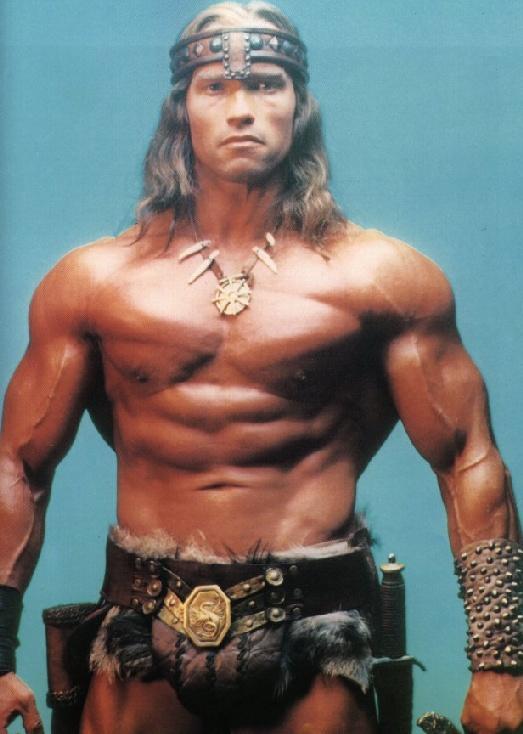 Vintage Birthday: Arnold Schwarzenegger