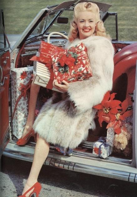 Betty Grable circa 1940's