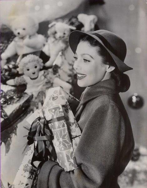 Loretta Young circa 1940's