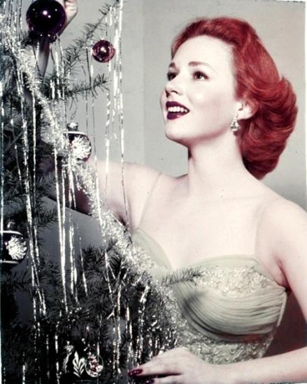 Piper Laurie circa 1940's