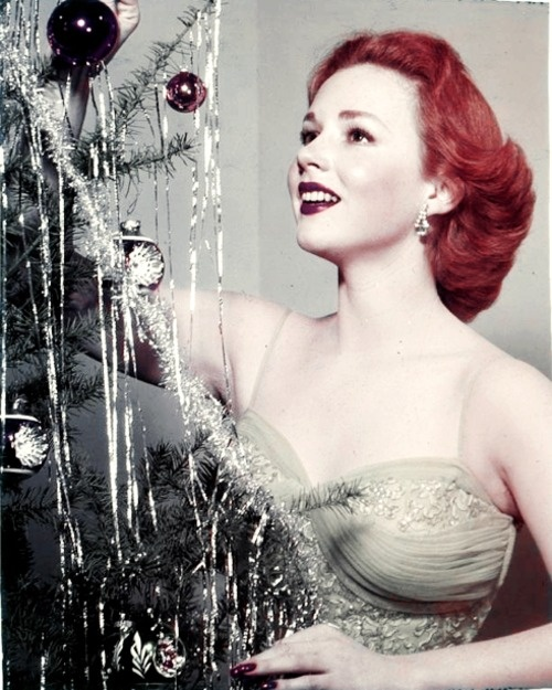 Piper Laurie circa 1940's