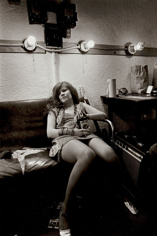 Janis Joplin by Jim Marshall, 1968