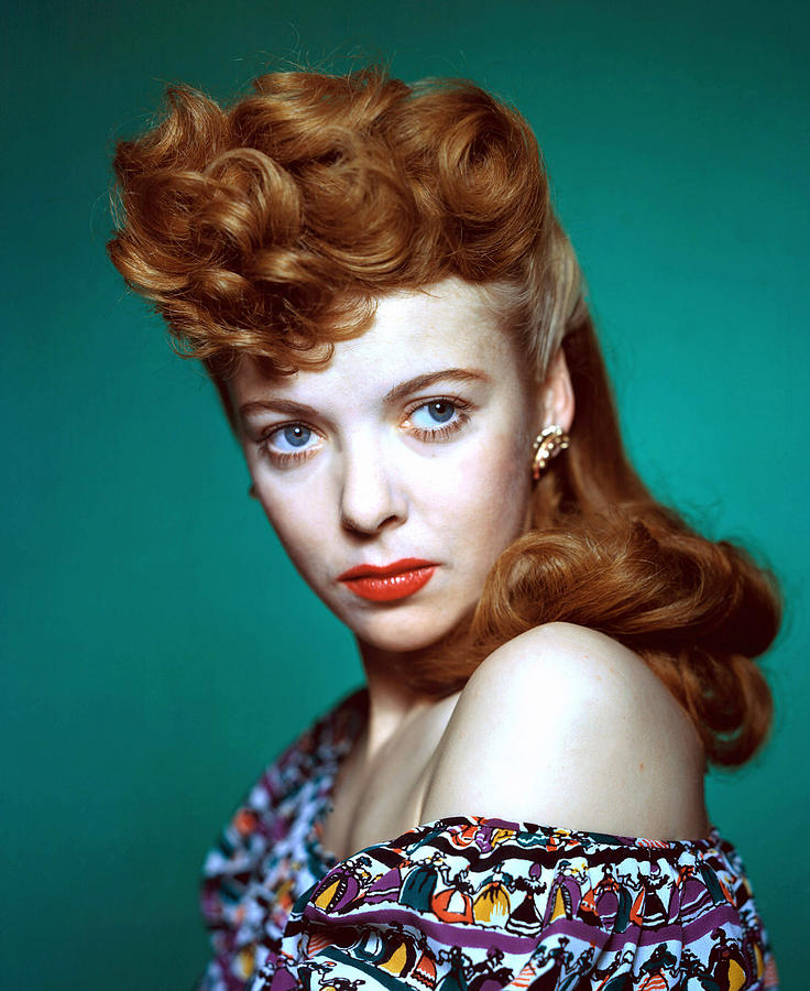 Ida Lupino circa 1940's photo by Everett
