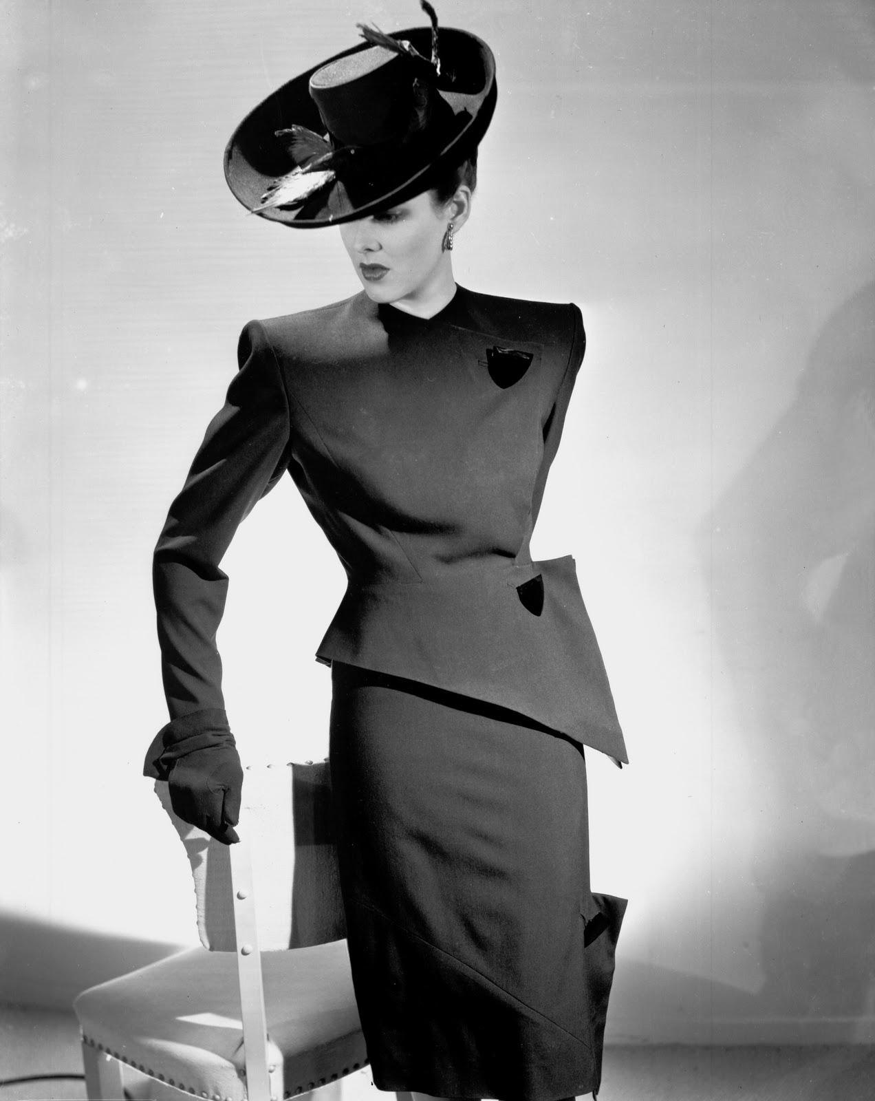 Adrian design circa 1944