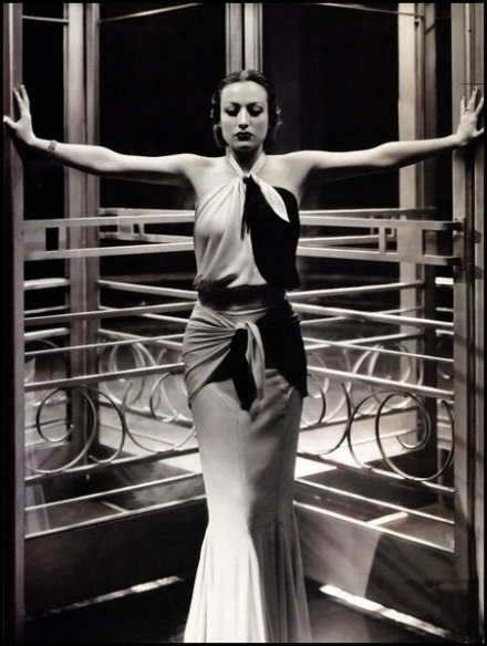 Joan Crawford circa 1932