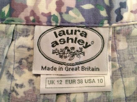 Laura Ashley label