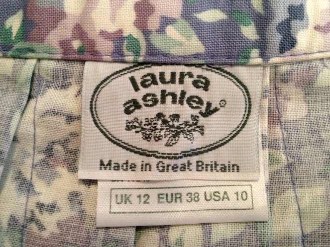 Laura Ashley label
