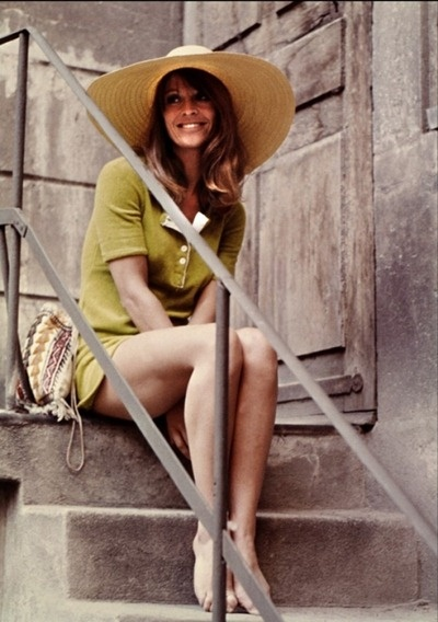 Julie Christie circa 1968