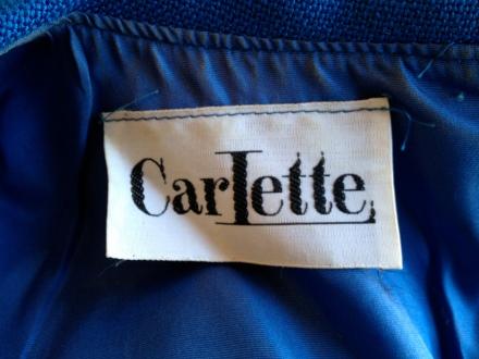 Carlette label