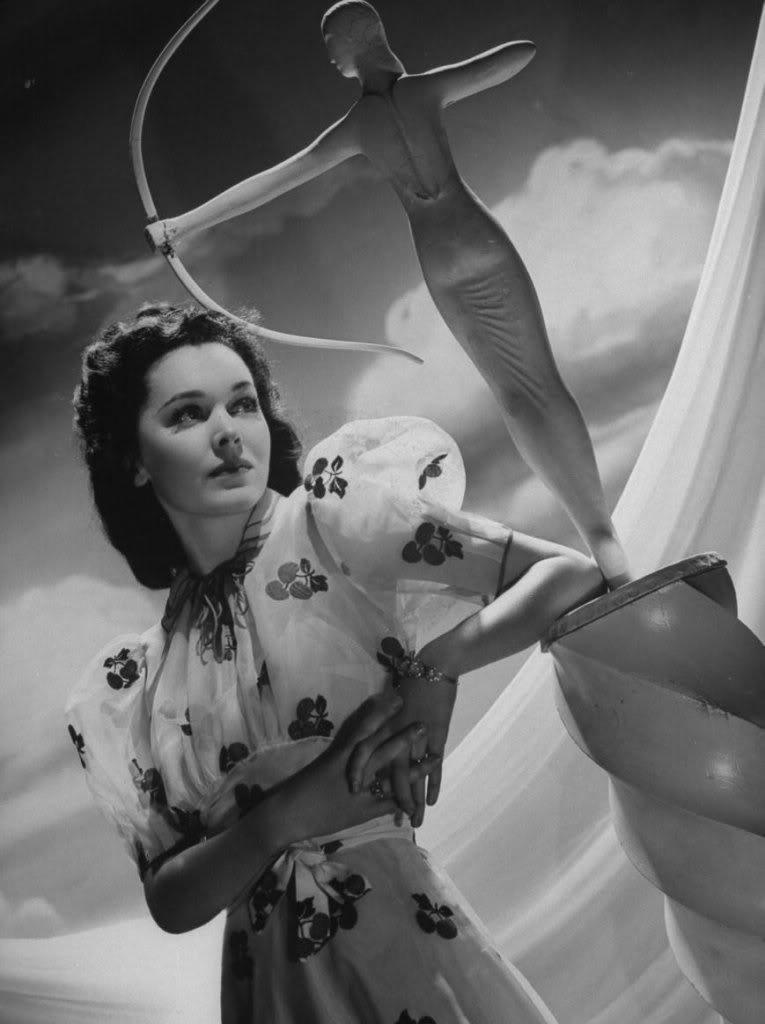 Maureen O'Sullivan circa 1938