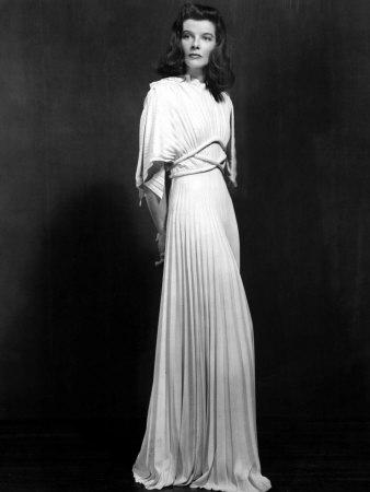 Katharine Hepburn - Philadelphia Story stage shot