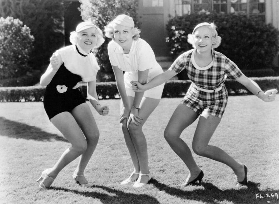 Patricia Ellis, Alma Lloyd, Anita Kerry Freshman Love (1936)