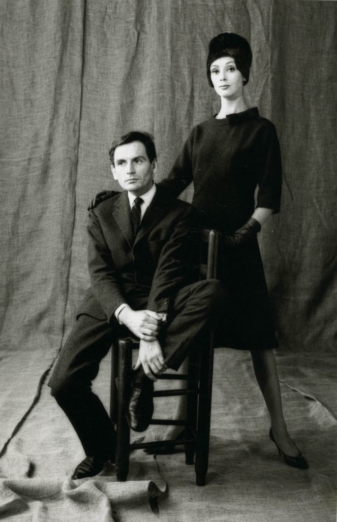Pierre Cardin by Jeanloup Sieff - 1960