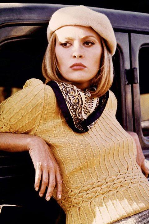 Faye Dunaway as Bonnie