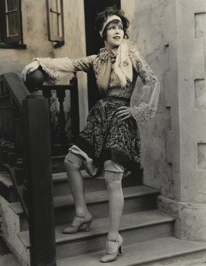 Clara Bow circa 1927