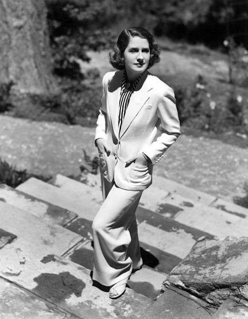 Norma Shearer circa 1936