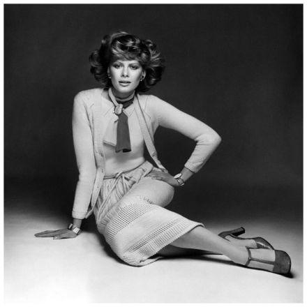 Emmanuelle Khanh, 1974. Photo by David Luis