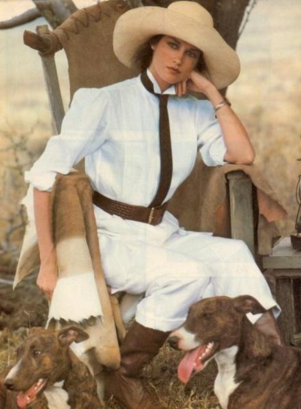 Ralph Lauren, Spring 1984