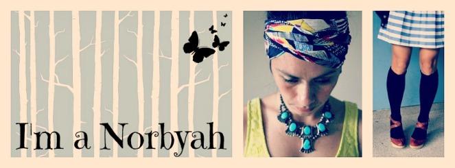 I'm a Norbyah