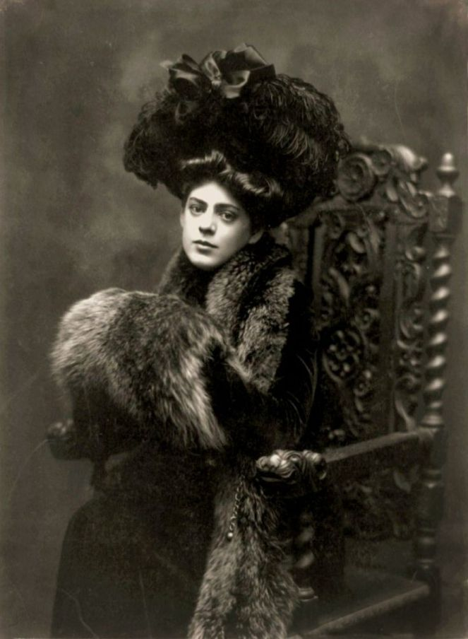 Ethel Barrymore circa 1901