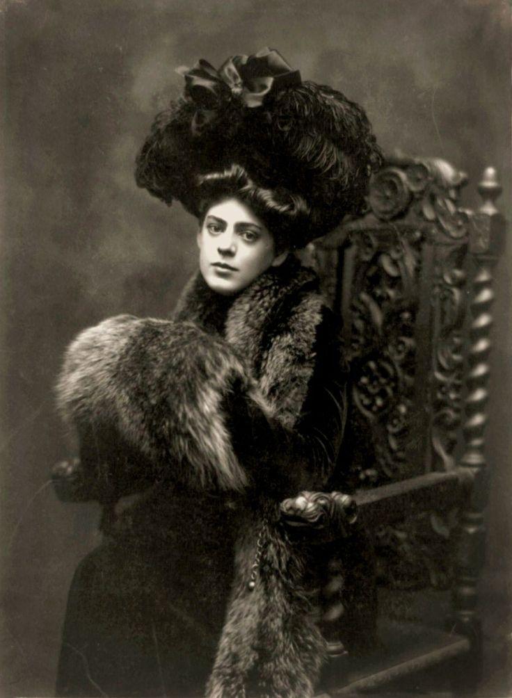 Ethel Barrymore circa 1901