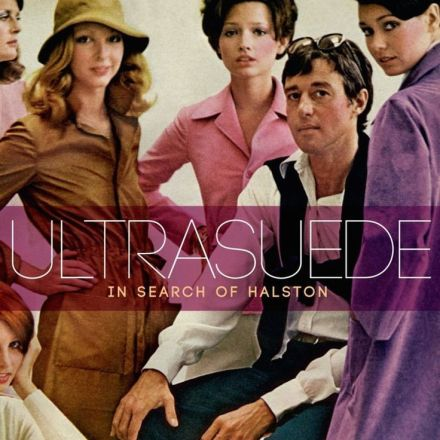 Ultrasuede by Halston