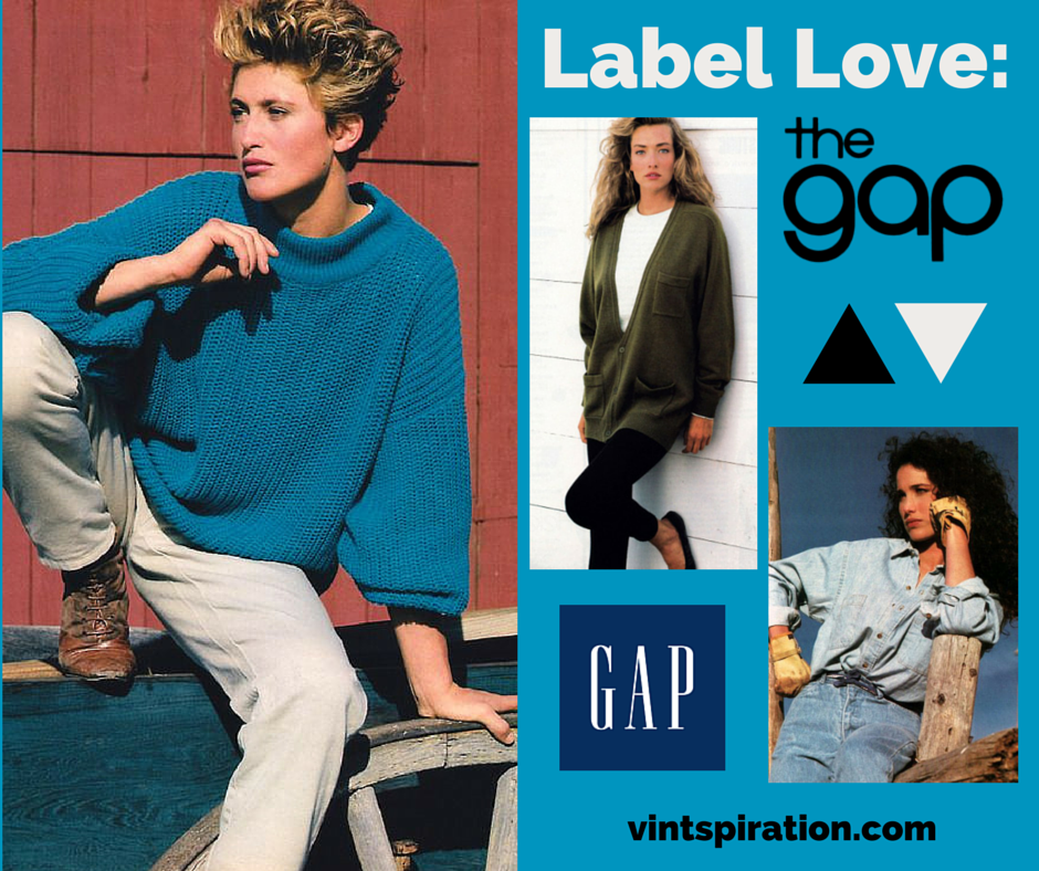 Label Love: The Gap