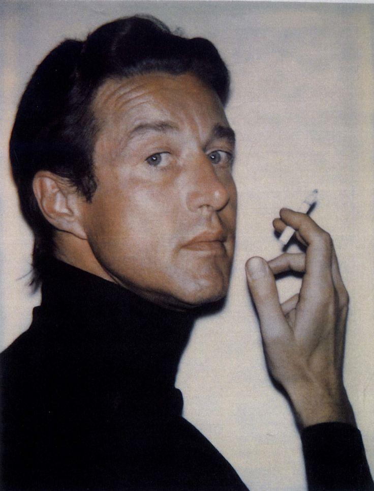 Roy Halston by Andy Warhol