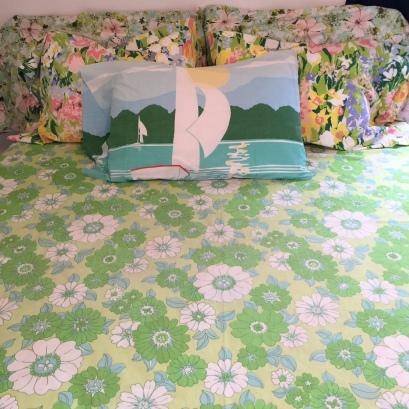Vintage Bedscape