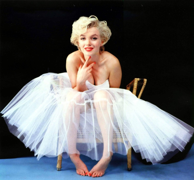marilyn monroe ballerina dress