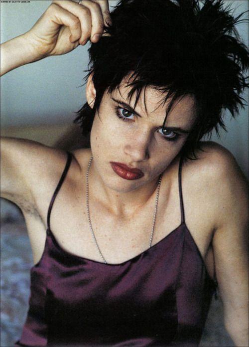 The Face Magazine April 1994 Juliette Lewis